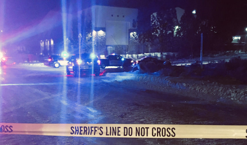 Deputy-involved shooting DCSO 1129