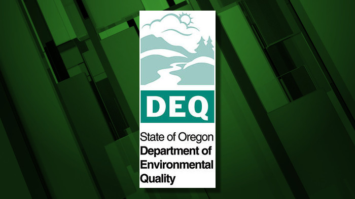 Oregon DEQ logo