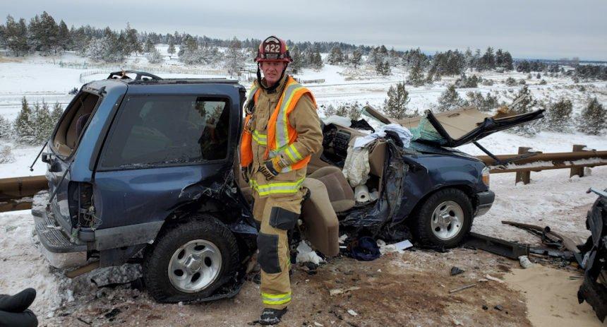 Terrebonne crash Redmond Fire 1128