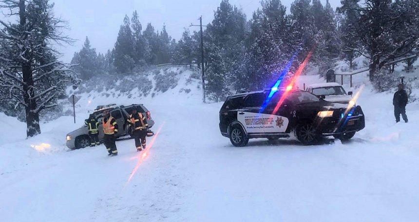 Tumalo Road crash DCSO 1127