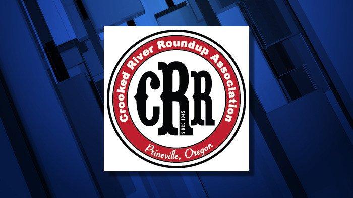 Crooked River Roundup logo
