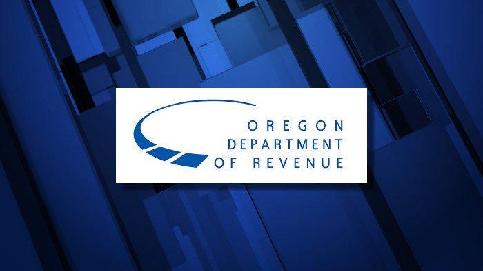 Oregon Department of Revenue logo