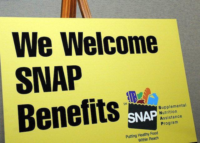 SNAP benefits USDA