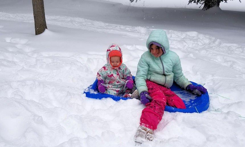 Snow fun Heidi Miller