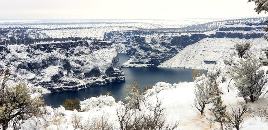 Snowy Lake Billy Chinook Michelle Wallace 1128