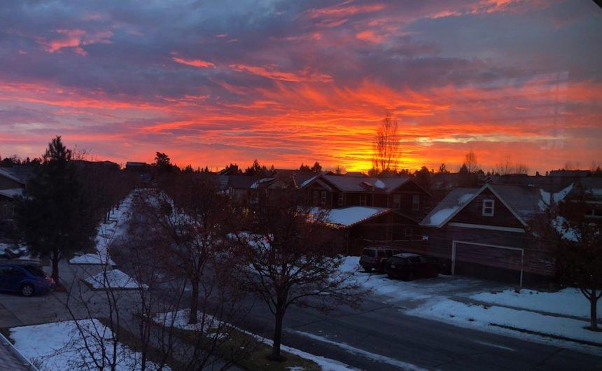 Sunrise NE Bend Lisa Forte 1206