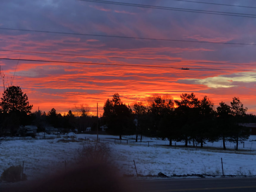 Sunrise east Bend Sarah Malikowski 1206