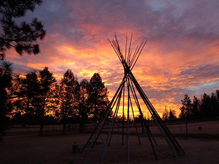 Tumalo sunrise Rona Shepherd 1228