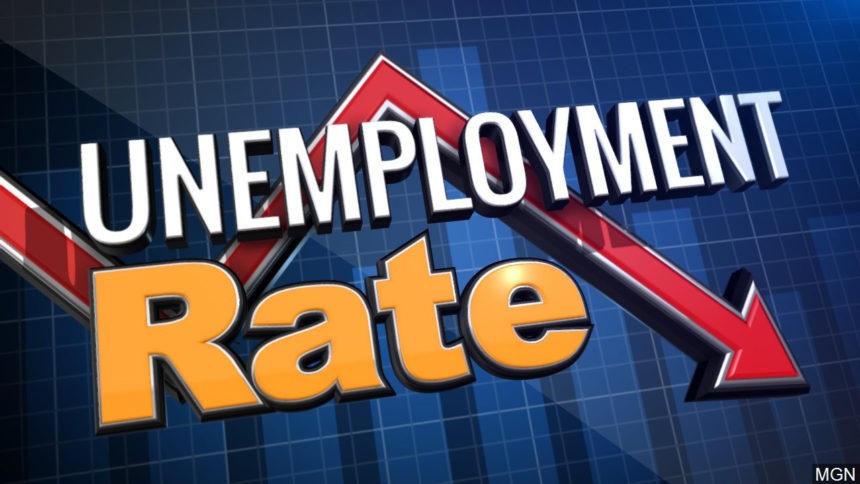 Unemployment rate MGN