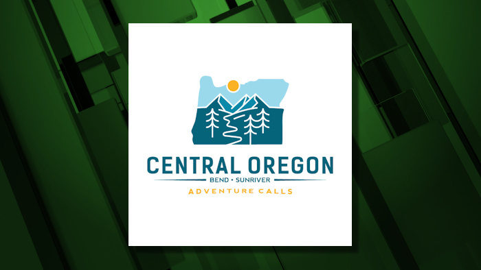 Visit Central Oregon logo