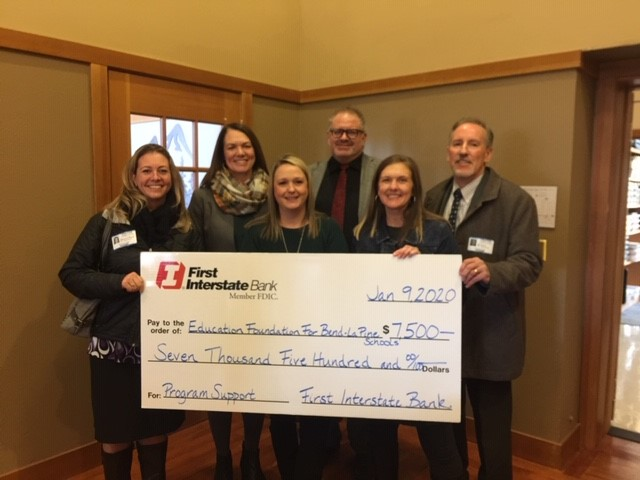 First Interstate Bank Education Foundation