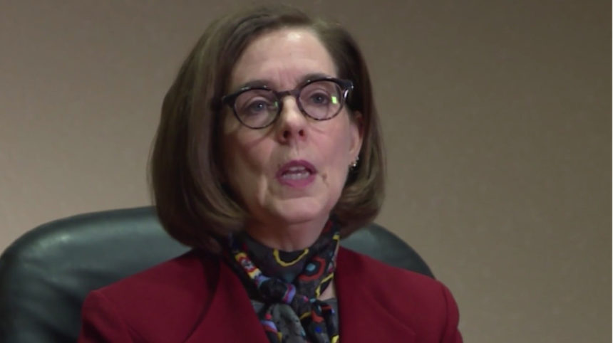 Gov. Kate Brown with KTVZ 1-23-20