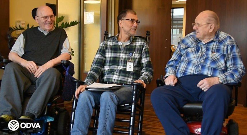 Veterans volunteer ODVA Lebanon