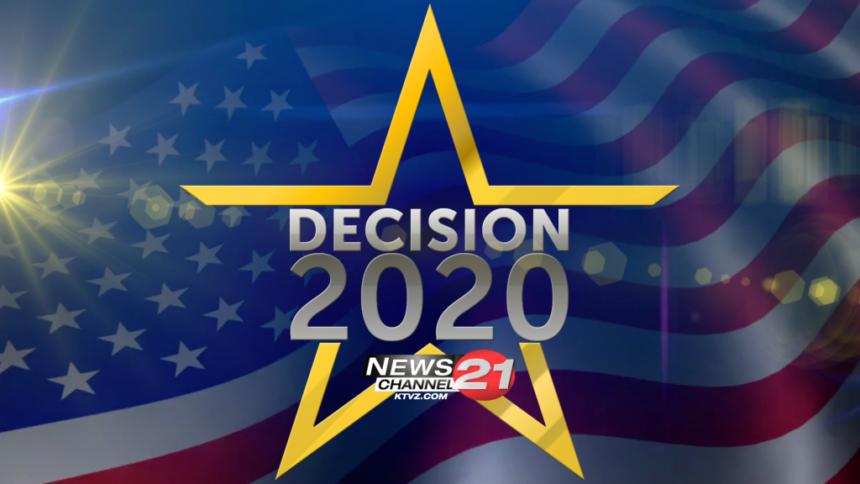 Decision 2020 logo