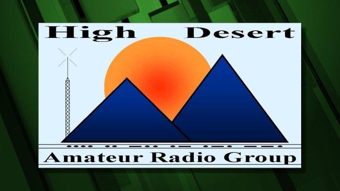 High Desert Amateur Radio Group logo
