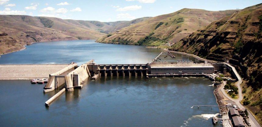 Lower Granite Dam Army Corps of Engineers