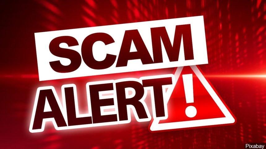 Scam alert MGN