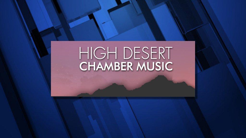 High Desert Chamber Music's 13th annual Gala goes virtual; online auction - KTVZ