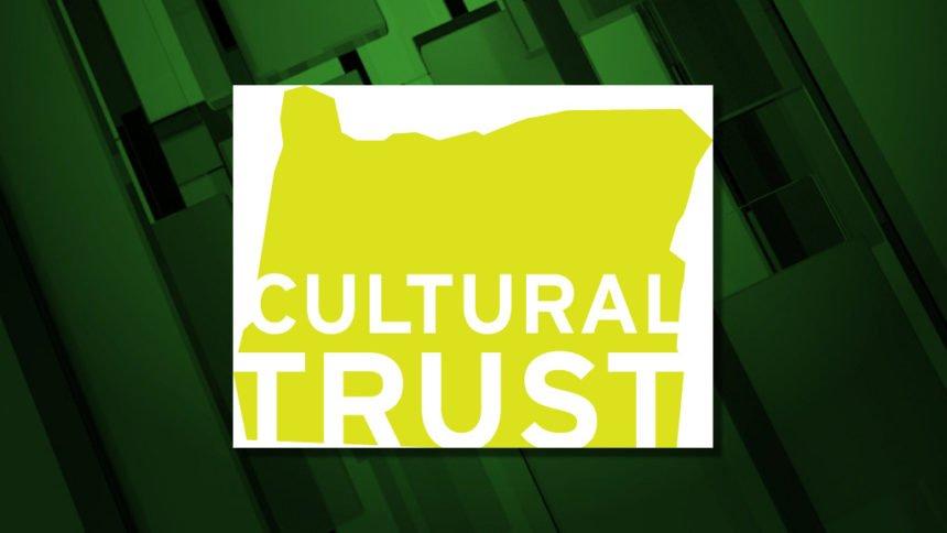 Oregon Cultural Trust logo