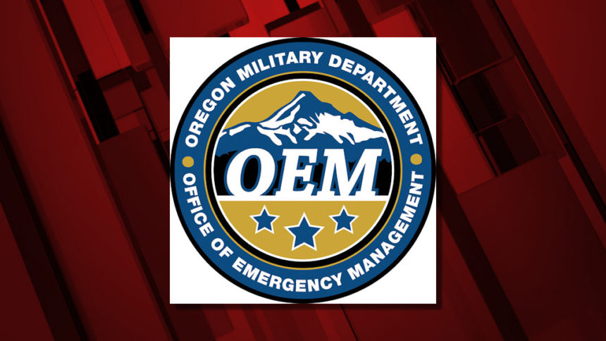 Oregon Office of Emergency Management logo