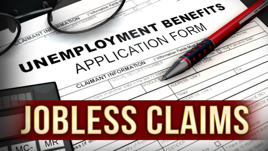 Jobless claims MGN