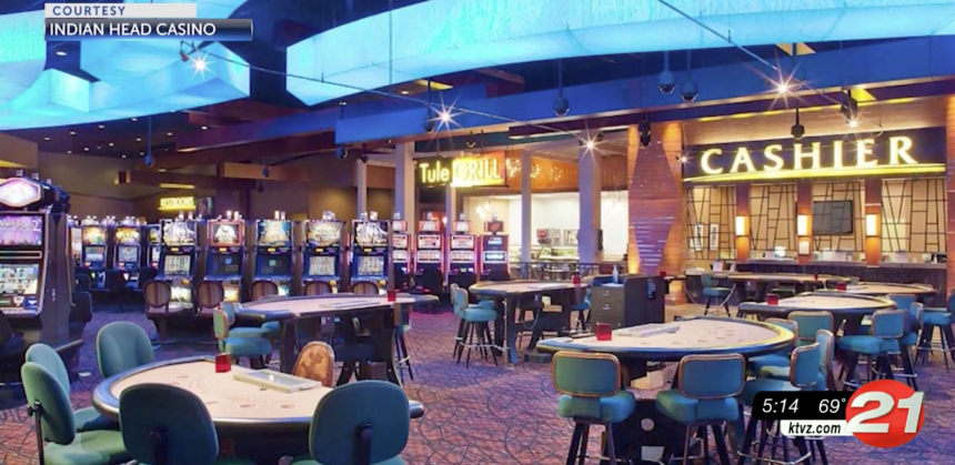 Indian Head Casino extends closure