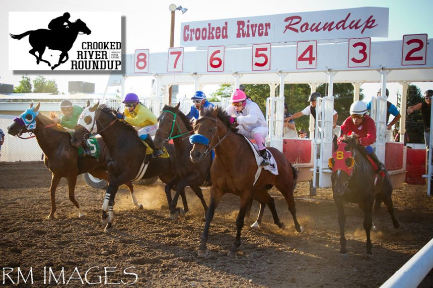 Crooked River Roundup horse racing