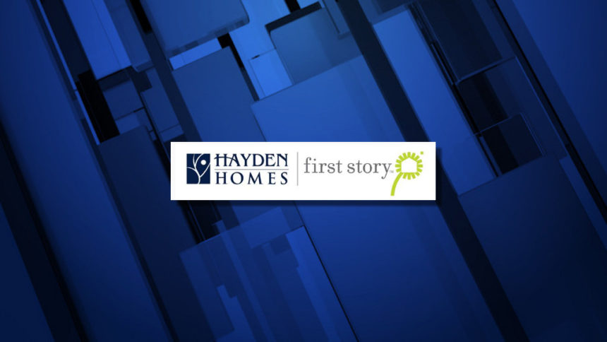Hayden Homes First Story logo