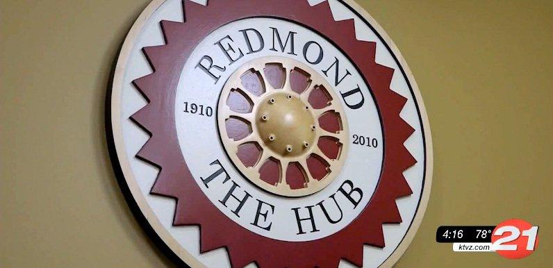 City of Redmond The Hub