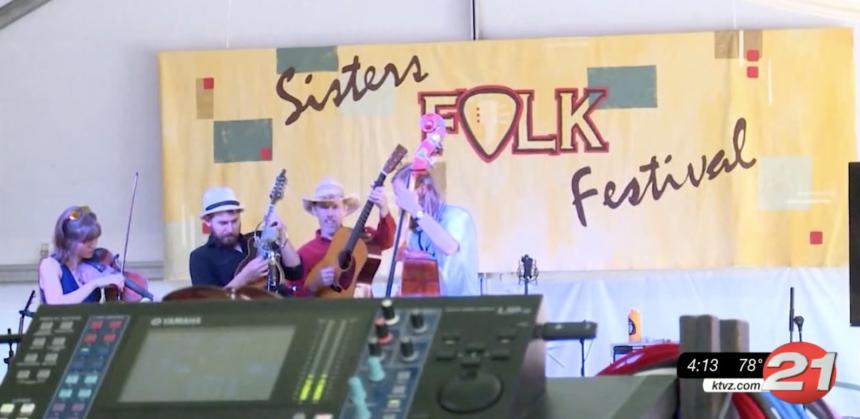 Sisters Folk Festival called off until Sept. 2021
