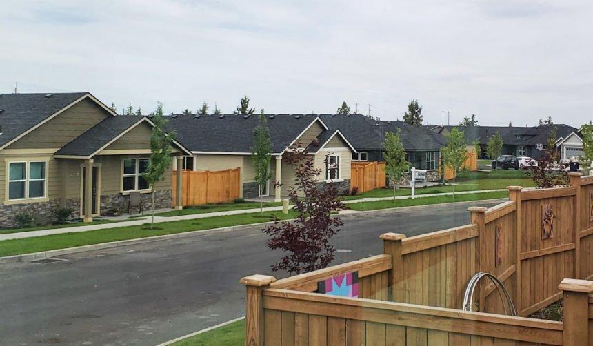 Bend homes generic