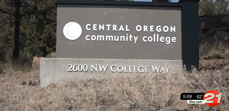 Roundhouse Foundation grants help COCC students, boost Madras campus tech - KTVZ