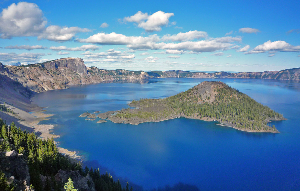 COVID-19 closures: Crater Lake National Park and Painted