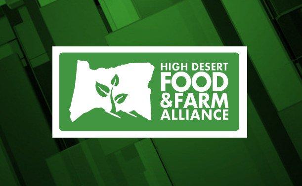 HIgh Desert Food & Farm Alliance