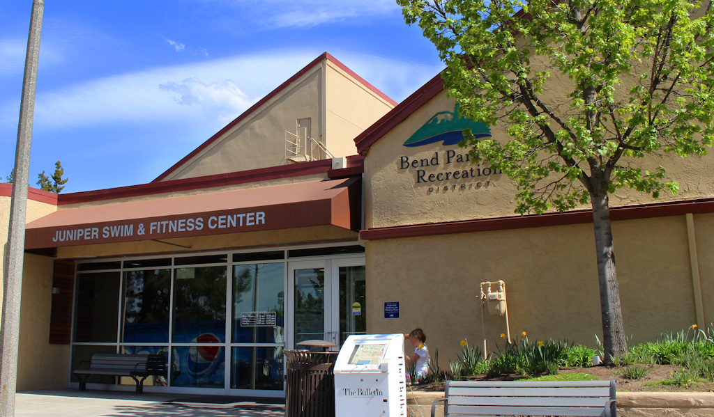 Juniper Swim & Fitness Center in Bend