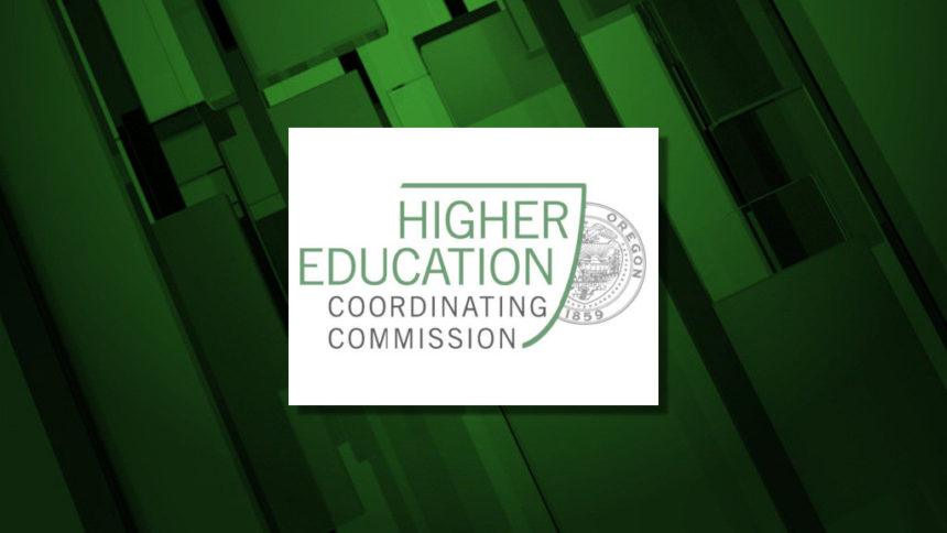Oregon Higher Education Coordinating Commission
