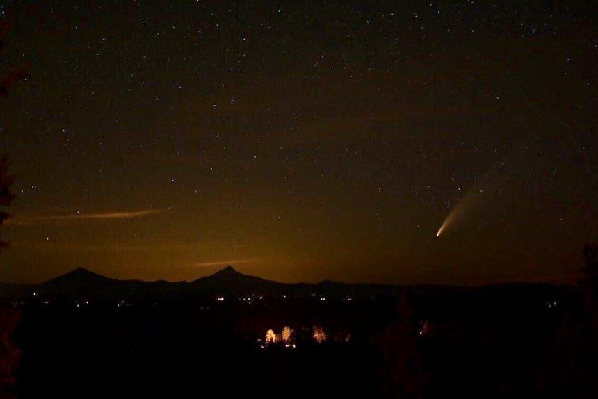 Comet Neowise Dana Clark-Millar 713