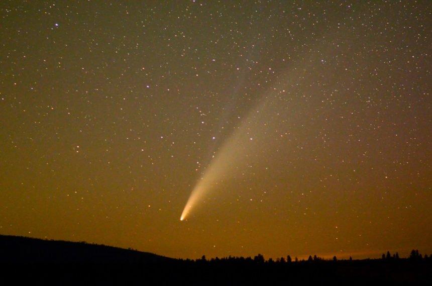 Comet Neowise Jim Hammond