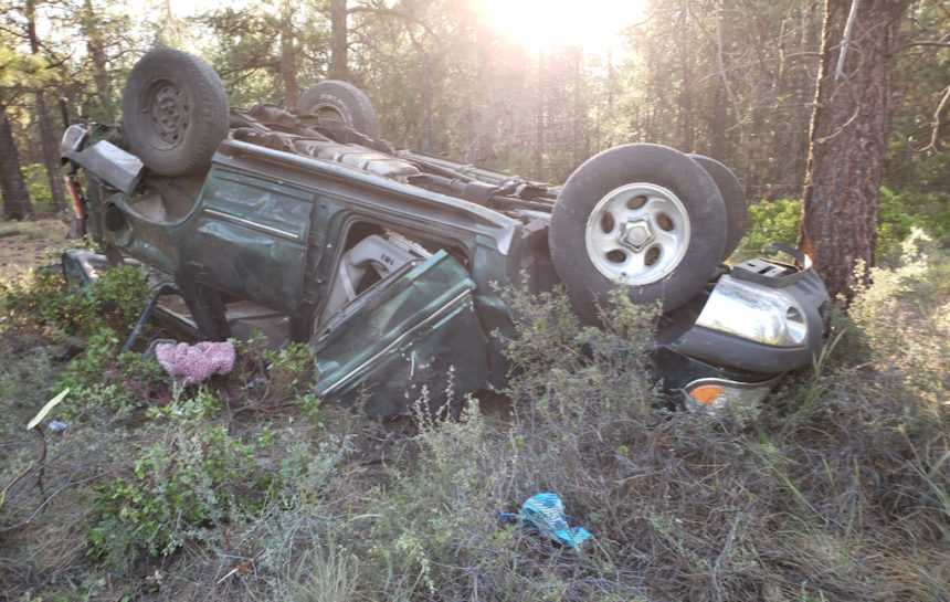 Hwy. 97 crash N of Sunriver OSP 710