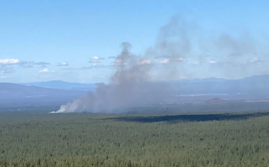 Incident 328 near Bessie Butte COIDC