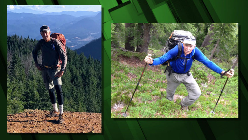 Mt. Jefferson climber Dave Freepons submitted photos