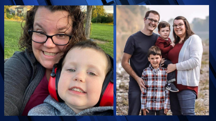 Nolan Erion missing boy and family