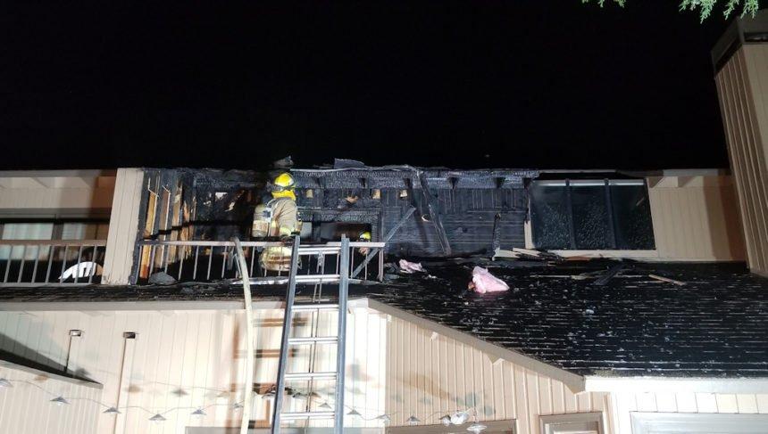Redmond Robin Court fire 730