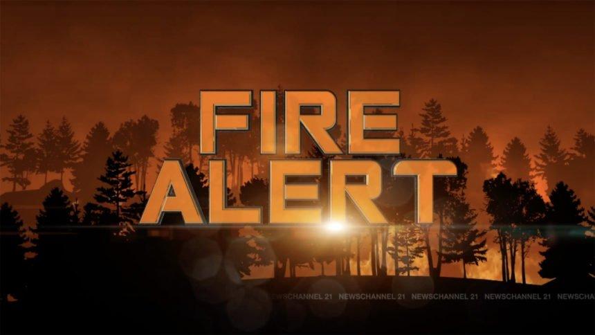 NewsChannel Fire Alert