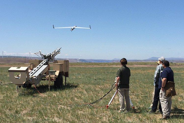 COCC drone program