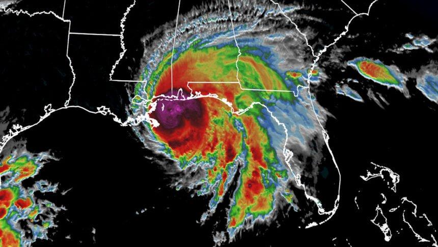 Hurricane Sally CNN