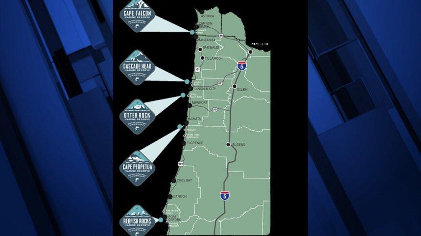 Oregon marine reserves ODFW
