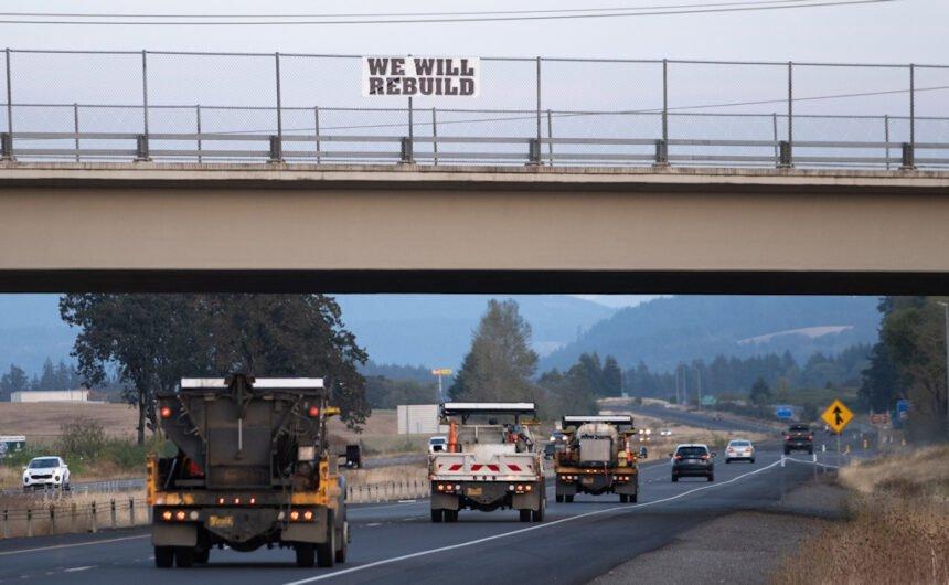 We Will Rebuild Stayton FEMA
