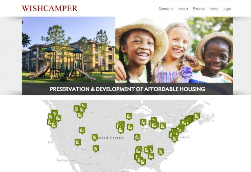 Wishcmaper website