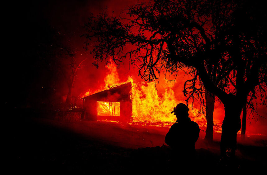 California Glass Fire
